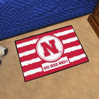 NCAA Nebraska Southern Utility Mat