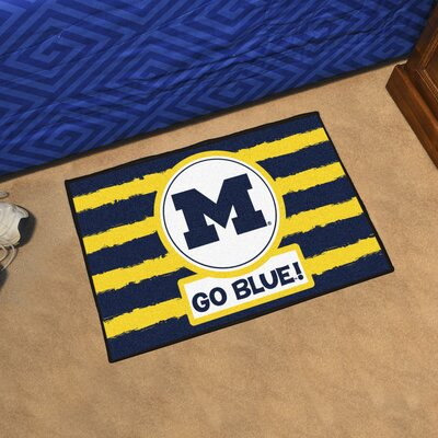 NCAA Michigan Southern Utility Mat