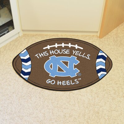 NCAA North Carolina Southern Football Utility Mat
