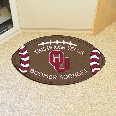 NCAA Oklahoma Southern Football Utility Mat