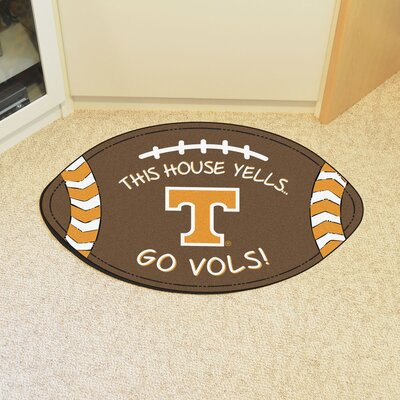 NCAA Tennessee Southern Football Utility Mat