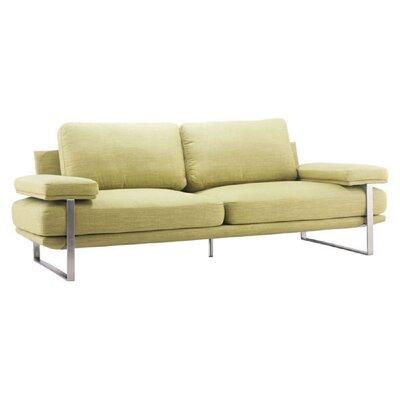 Jett Sofa Upholstery: Lime