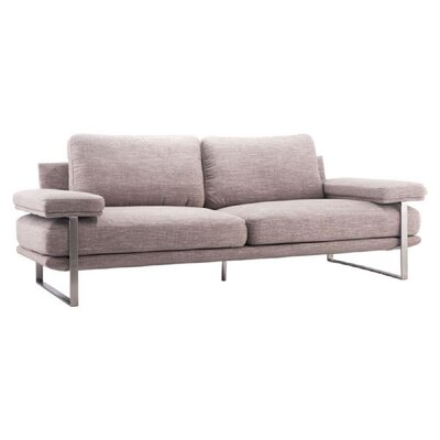 Jett Sofa Upholstery: Wheat