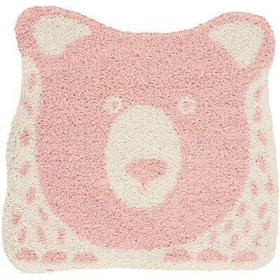 Holton Pink Area Rug