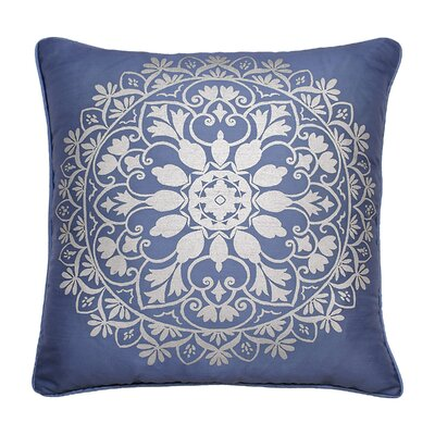 Indochine Foil Throw Pillow