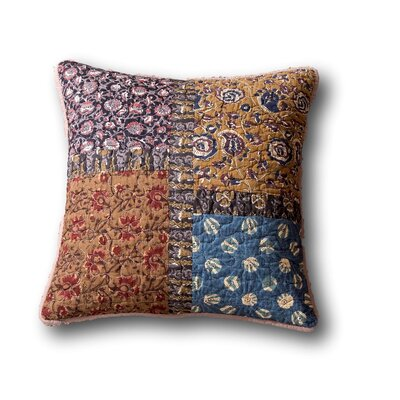 Penman Cotton Pillow Cover