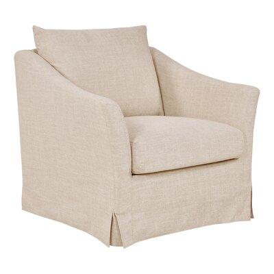 Tomlin Armchair Upholstery: Flax