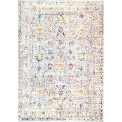 Pereyra Off-white Area Rug Rug Size: Rectangle 710 x 1010