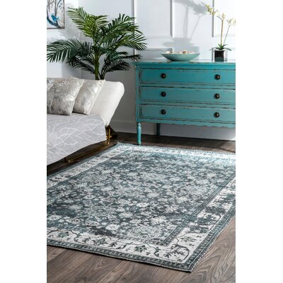 Lattin Sage Area Rug Rug Size: Rectangle 67 x 9