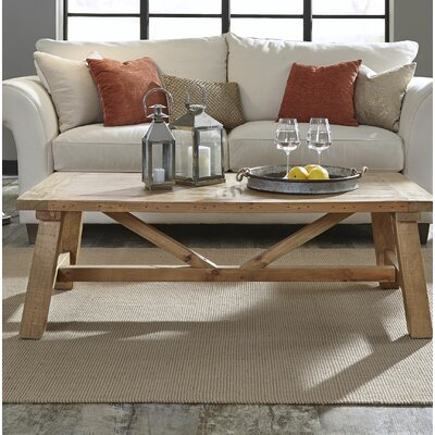 Stambaugh Reclaimed Wood Coffee Table