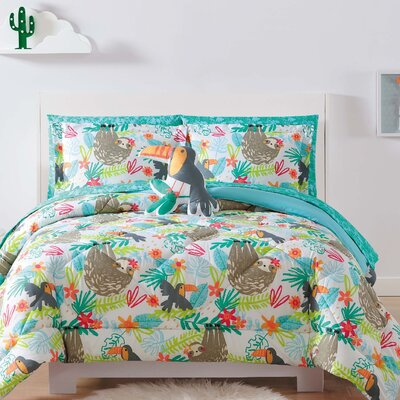Holmgren Hanging Out Sheet Set Size: Twin