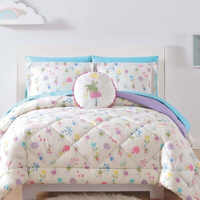 Holst Garden Fairies Sheet Set Size: Queen