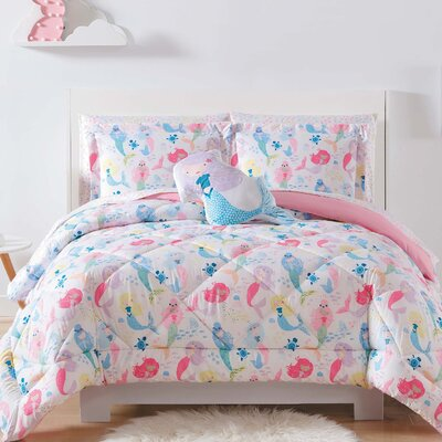 Holston Mermaids Sheet Set Size: Full
