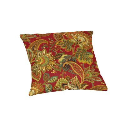 Westover Outdoor Throw Pillow Size: 18 x 18