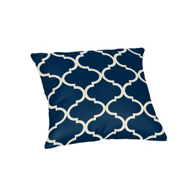 Ehmann Outdoor Throw Pillow Size: 18 x 18