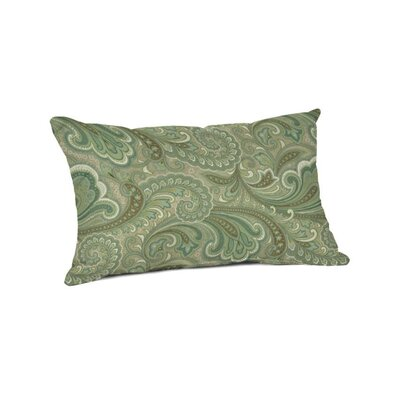 Hoffman Outdoor Lumbar Pillow