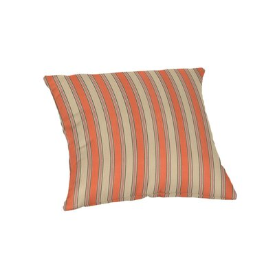Deese Outdoor Throw Pillow Size: 20