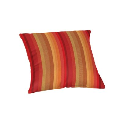 Deese Outdoor Throw Pillow Size: 20 x 20