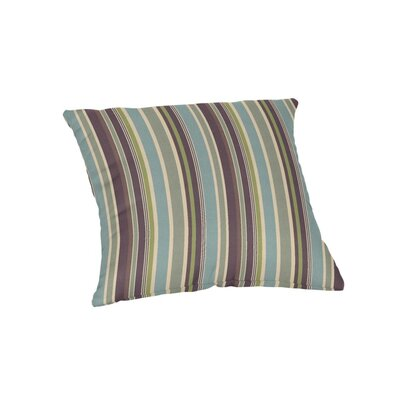 Deese Sunbrella Outdoor Throw Pillow Color: Brannon Whisper