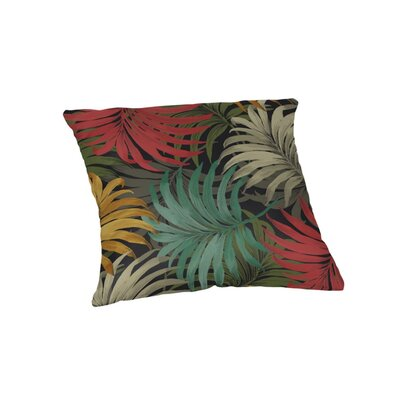 Edgemoor Outdoor Throw Pillow Size: 18 x 18
