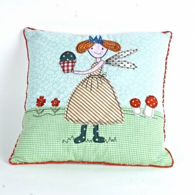 Holford Fairies Throw Pillow