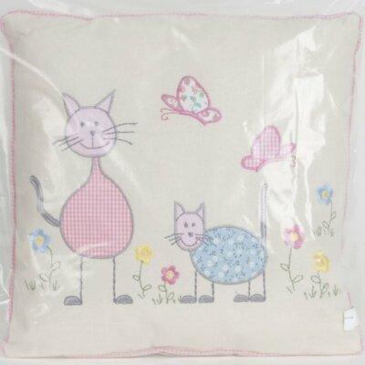 Holguin Cats Throw Pillow