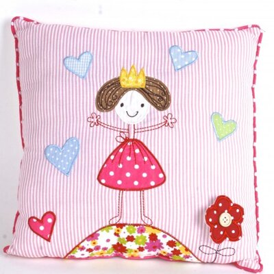 Holifield Fairies Throw Pillow
