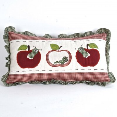Ginsburg Apples Throw Pillow