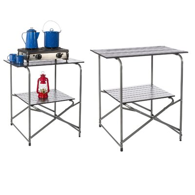 Kemmer 2 Tier Prep Table