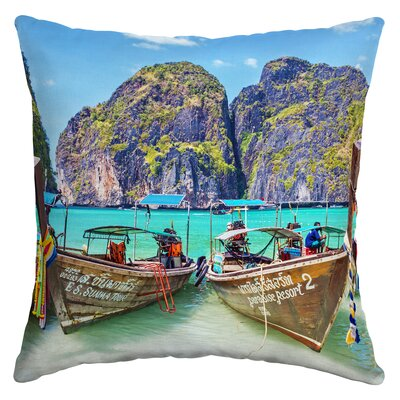 Kitson Beach Outdoor Throw Pillow