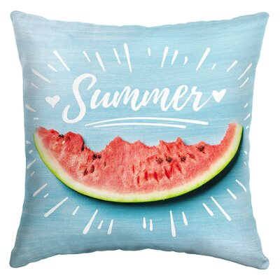 Esmont Summer Sketch Outdoor Throw Pillow