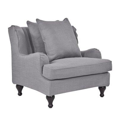 Tomlinson Armchair Upholstery: Fog