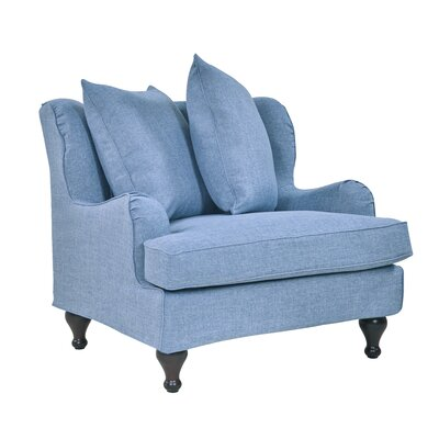 Tomlinson Armchair Upholstery: Mist