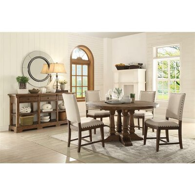 Woosley 5 Piece Dining Set