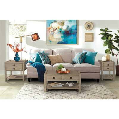 Wootton Coffee Table Color: Sun-Drenched Acacia