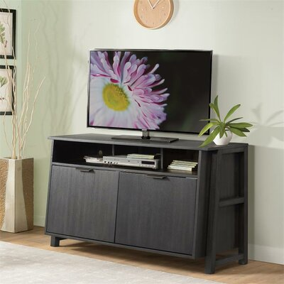 Wootton 54 TV Stand Color: Ebonized Acacia