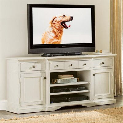 Allred 76 TV Stand Color: Natural