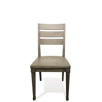 Workman Solid Wood Dining Chair (Set of 2)