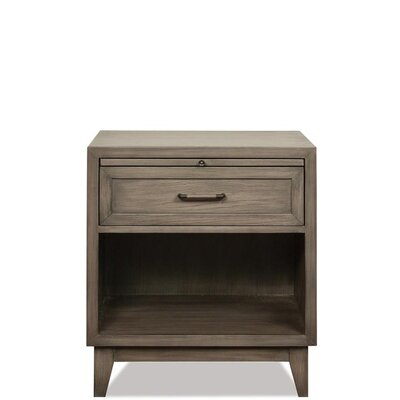 Workman 1 Drawer Nightstand