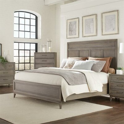 Workman Panel Headboard Size: Queen