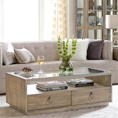 Almazan Coffee Table with Storage