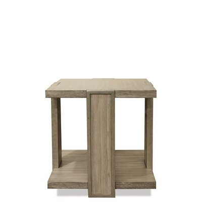 Almazan Square End Table