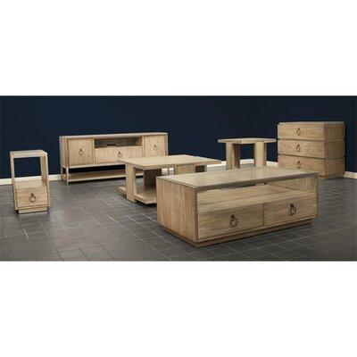 Almazan 3 Piece Coffee Table Set