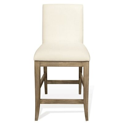 Almazan Upholstery 24 Bar Stool (Set of 2)