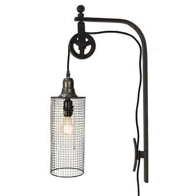 Grosso 1-Light Drum Pendant