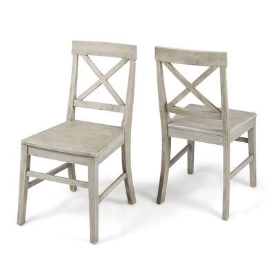 Hitz Dining Chair Color: Light Gray