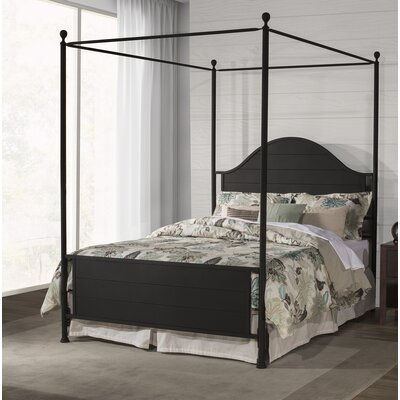 Eglantier Canopy Bed Size: King