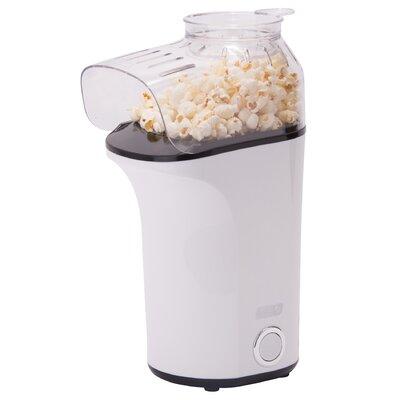 120-Qt. Fresh Pop Popcorn Maker Color: White DAPP150GBWH04