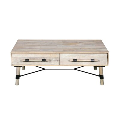 Fabela Coffee Table with Storage