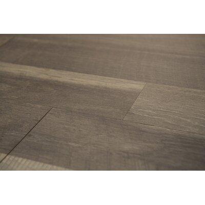 Porto 9 x 48 x 8mm Oak Laminate Flooring in Brown